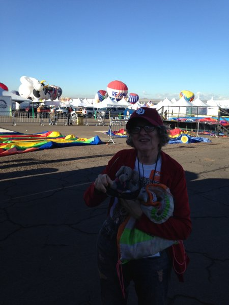 Alberqurque balloon festival 10-3-16