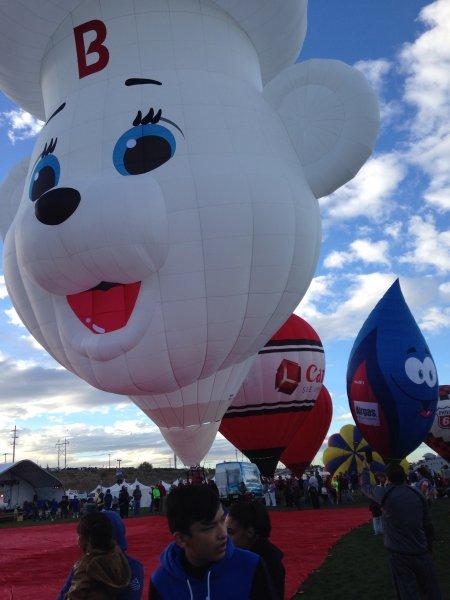 Balloon festival alberqurque