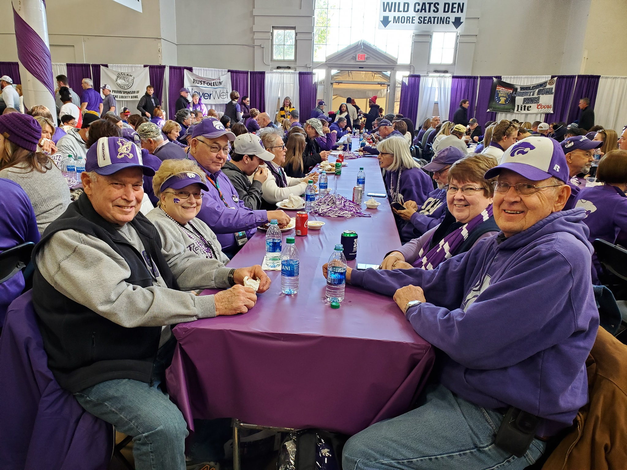 Group Tours to K-State Bowl Games